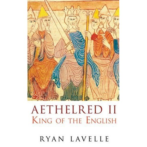 Aethelred book cover