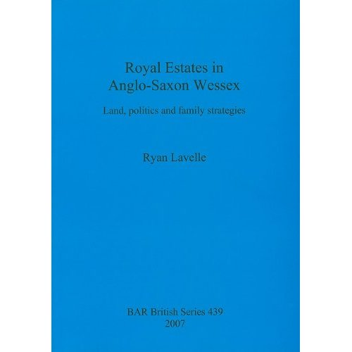 Royal estates book cover