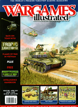 Wargames Illustrated cover